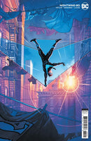 NIGHTWING #80 CVR B JAMAL CAMPBELL CARD STOCK VAR Pre-order, expected 5/18