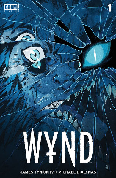 JAMES TYNION'S WYND #1 EXCLUSIVE MICHAEL DIALYNAS COVER LIMITED 1000