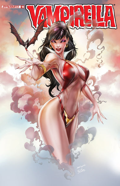 Vampirella #16 exclusive by Jamie Tyndall