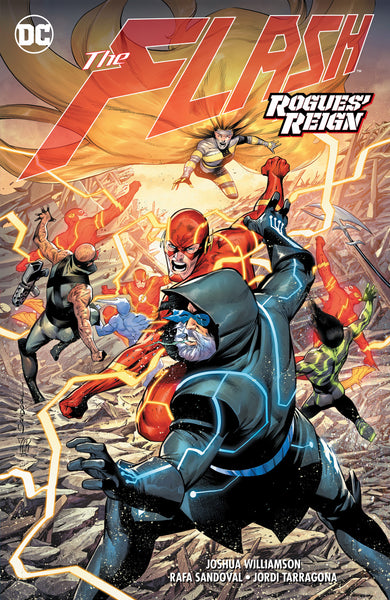 FLASH VOL 13 ROGUES REIGN TP