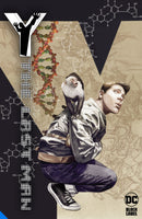 Y THE LAST MAN COMPENDIUM ONE TP