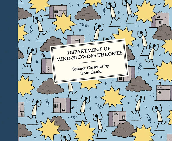 DEPARTMENT OF MIND-BLOWING THEORIES TP GAULD STRIPS
