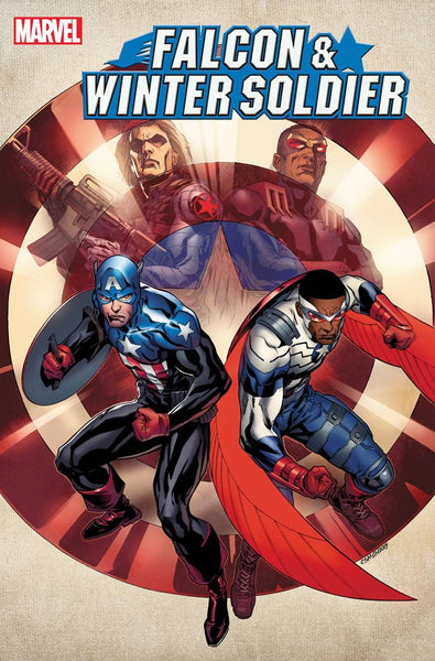 FALCON & WINTER SOLDIER #3 (OF 5) CORY SMITH VAR Pre Sale Ships 9/30/20