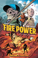 FIRE POWER BY KIRKMAN & SAMNEE TP VOL 01 PRELUDE