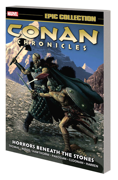 CONAN CHRONICLES EPIC COLLECTION TP HORRORS BENEATH STONES