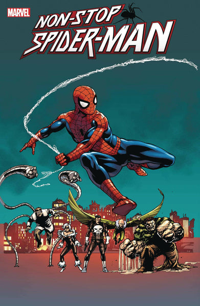 NON-STOP SPIDER-MAN #1 LAROQUE VAR Pre-order, expected 3/3/21