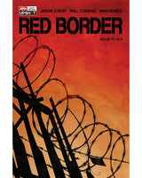 RED BORDER TP Release Date 10/7