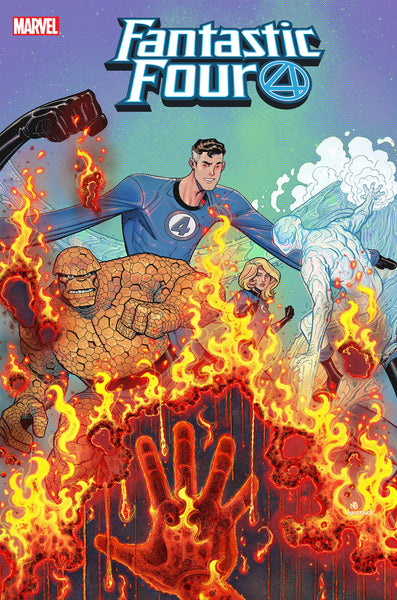 FANTASTIC FOUR #24 FORTNITE STORY Pre Sale Ships 9/30/20