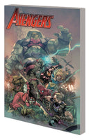 AVENGERS BY HICKMAN COMPLETE COLLECTION TP VOL 02 Release Date 11/4