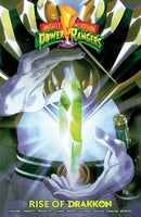 MIGHTY MORPHIN POWER RANGERS RISE OF DRAKKON TP Release Date 10/7