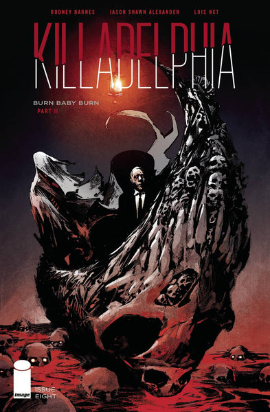 KILLADELPHIA #8 CVR A ALEXANDER (MR) Pre Sale Ships 9/30/20