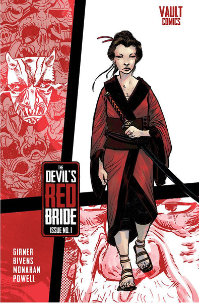 DEVILS RED BRIDE #1 CVR A BIVENS (MR) Pre-Sale, Releases 10/14/20