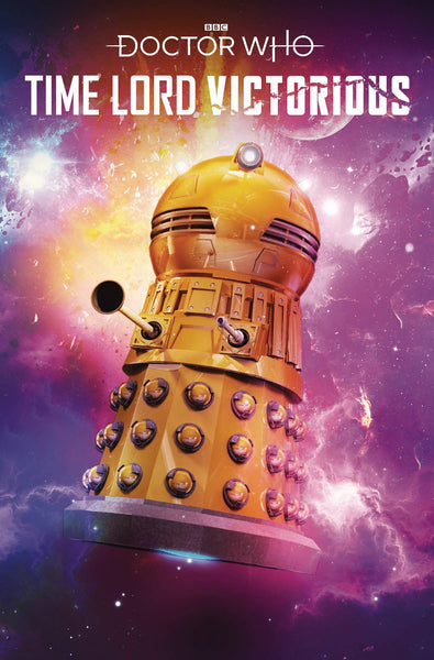 DOCTOR WHO TIME LORD VICTORIOUS #2 CVR B PHOTO PRE SALE Release Date 10/7