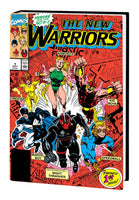 NEW WARRIORS CLASSIC OMNIBUS HC VOL 01 BAGLEY DM VAR NEW PTG PRESALE Releases 10/21/20