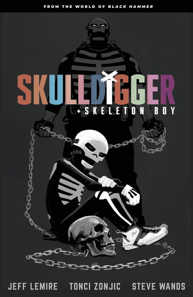 SKULLDIGGER & SKELETON BOY TP Pre Order expected 3/17