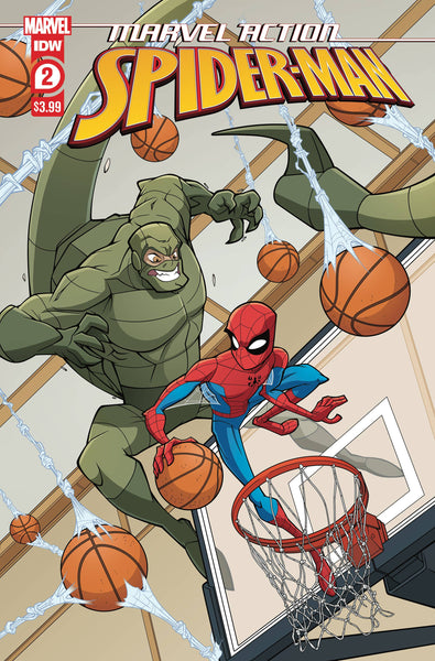 MARVEL ACTION SPIDER-MAN #2 presell, expected 5/12/21