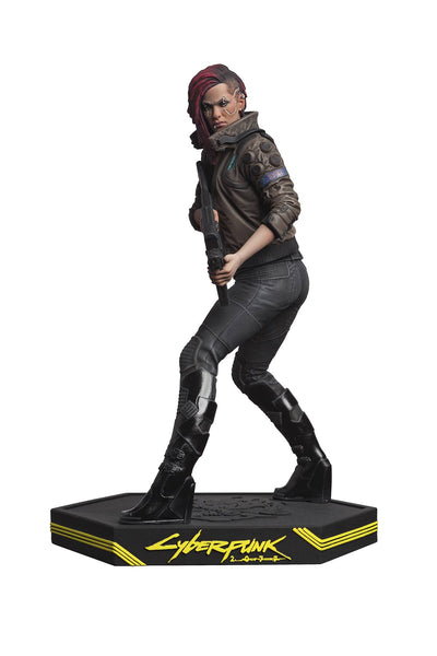 CYBERPUNK 2077 V-FEMALE 10 IN FIG Pre-Order Expected 3/10