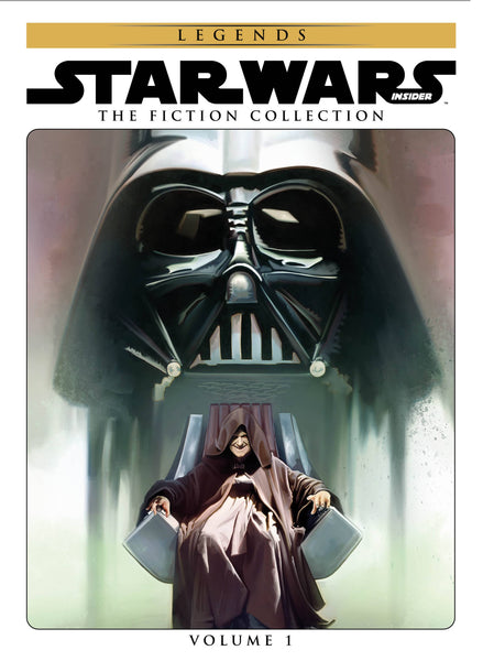 STAR WARS INSIDER FICTION COLLECTION HC VOL 01 preorder, expected 4/7