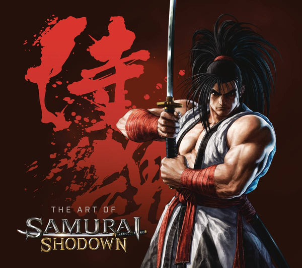 ART OF SAMURAI SHOWDOWN HC Pre-order, expected 3/3/21