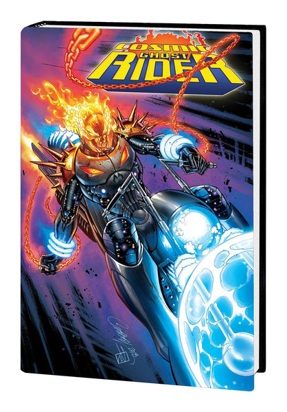 COSMIC GHOST RIDER OMNIBUS HC VOL 01 CAMPBELL CVR Preorder expected 3/23