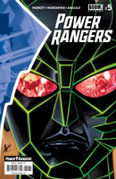POWER RANGERS #5 CVR A SCALERA Preorder expected 3/23