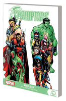 CHAMPIONS GN TP WORLDS COLLIDE Preorder expected 3/23