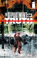 DEPARTMENT OF TRUTH #7 CVR A SIMMONDS (MR) Preorder, expected 3/31/21
