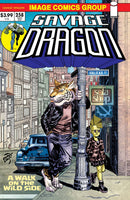 SAVAGE DRAGON #258 CVR B RETRO 70S TRADE DRESS (MR) Preorder, expected 3/31/21