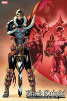 BLACK KNIGHT CURSE EBONY BLADE #1 (OF 5) CABAL STORMBREAKERS Pre Order expected 3/17