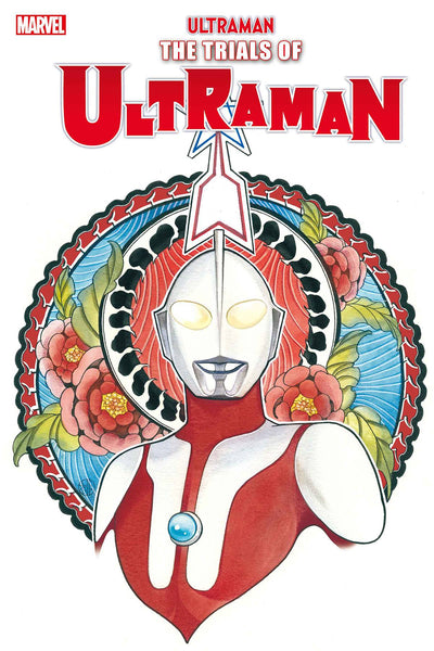 TRIALS OF ULTRAMAN #1 (OF 5) MOMOKO VAR Pre Order expected 3/17