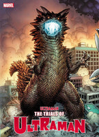 TRIALS OF ULTRAMAN #1 (OF 5) ART ADAMS KAIJU VAR Pre Order expected 3/17
