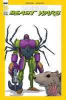 TRANSFORMERS BEAST WARS #3 CVR B DAN SCHOENING preorder, expected 4/7