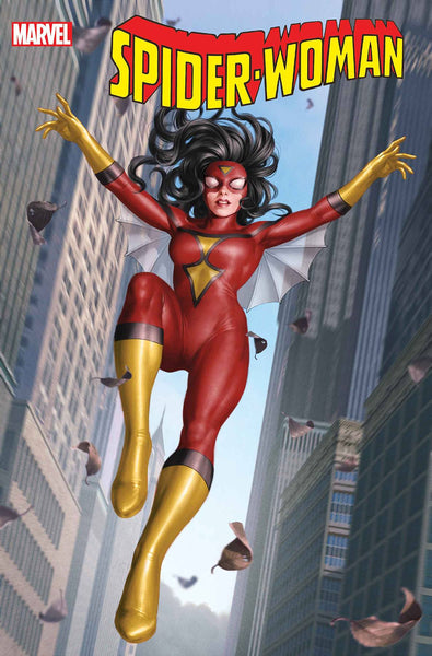 SPIDER-WOMAN #11 Preorder expected 4/21/21