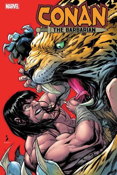 CONAN THE BARBARIAN #20 preorder, expected 4/7