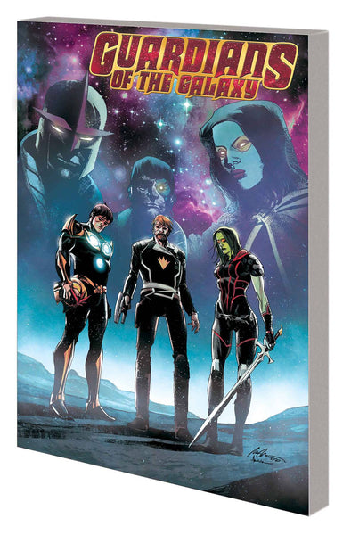 GUARDIANS OF THE GALAXY BY AL EWING TP VOL 02 HERE WE MAKE O Preorder, expected 4/14