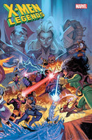 X-MEN LEGENDS #3 COELLO CONNECTING VAR preorder, expected 4/28