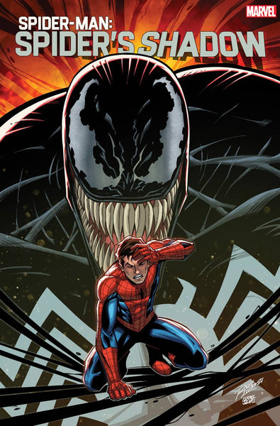 SPIDER-MAN SPIDERS SHADOW #1 (OF 4) RON LIM VAR Preorder, expected 4/14