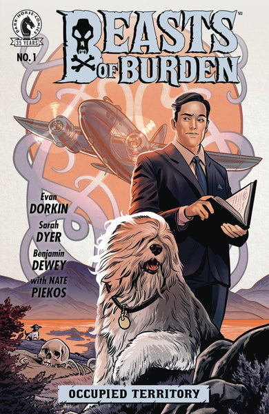 BEASTS OF BURDEN OCCUPIED TERRITORY #1 (OF 4) CVR A DEWEY preorder, expected 4/7