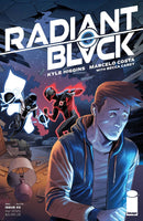 RADIANT BLACK #3 CVR A COSTA Preorder expected 4/21/21