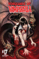 VENGEANCE OF VAMPIRELLA #17 CVR C SEGOVIA Preorder expected 4/21/21