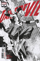 DAREDEVIL #25 3RD PTG CHECCHETTO VAR Pre-Order expected release 2/24