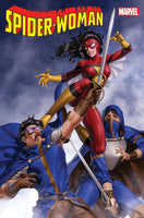 SPIDER-WOMAN #12 presell, expected 5/12/21