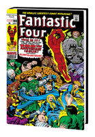 FANTASTIC FOUR OMNIBUS HC VOL 04 KIRBY DM VAR preorder, expected 8/25