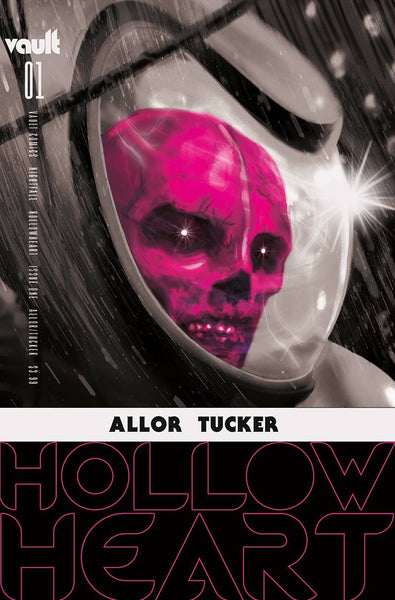 HOLLOW HEART #1 CVR F 2ND PTG Preorder expected 3/23