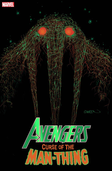 AVENGERS CURSE MAN-THING #1 2ND PTG GLEASON WEBHEAD VAR presell, expected 5/12/21