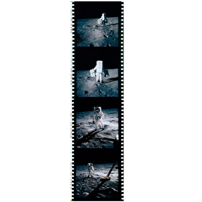 FILM ROLL 3 – BUZZ  APOLLO 11 – 1969