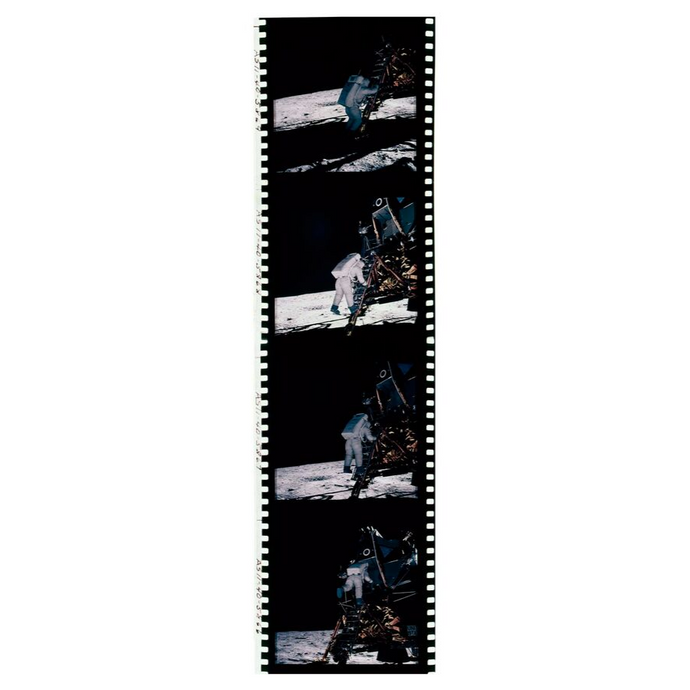 FILM ROLL 2 – ONE SMALL STEP  APOLLO 11 – 1969