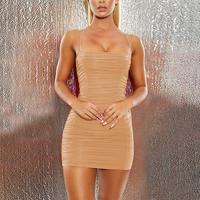 In Shape Bodycon Mini