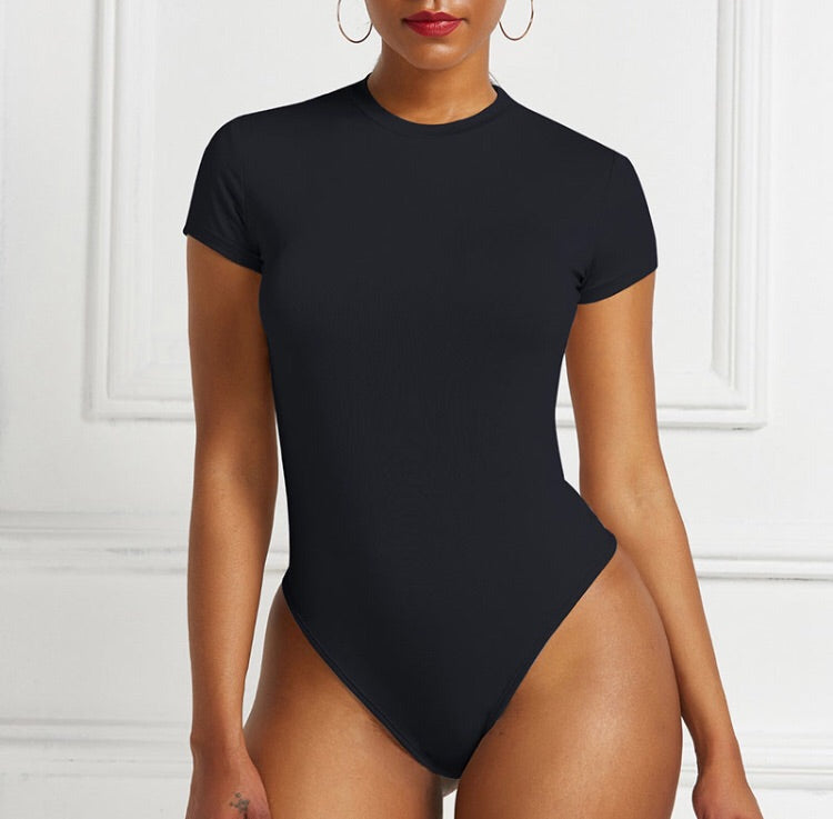 Causal Day Tee Bodysuit
