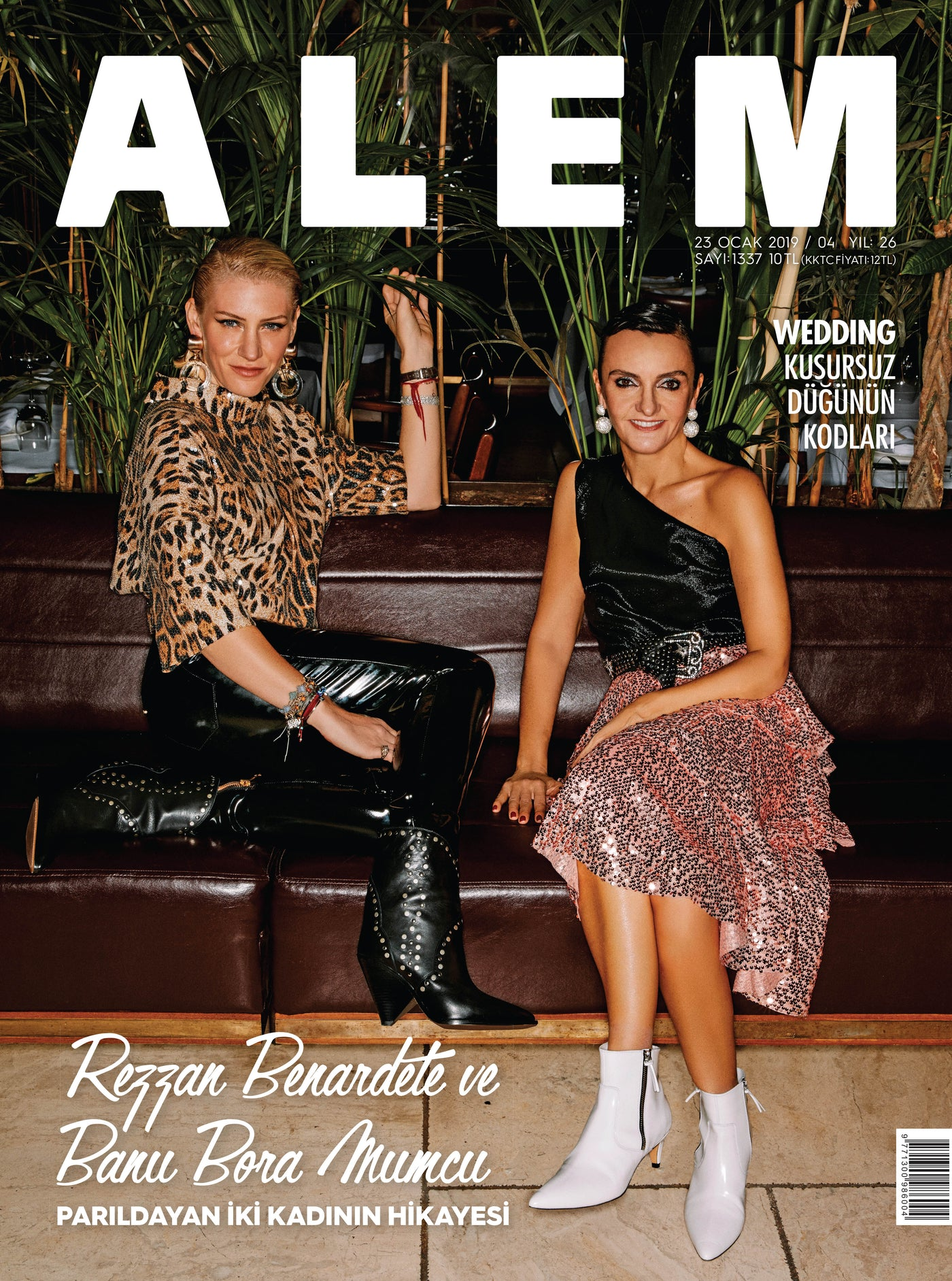 ALEM Magazine Tr | January 2019